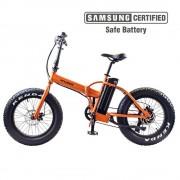 E-Bicikl Xplorer Sydney, narandžasti, 6816