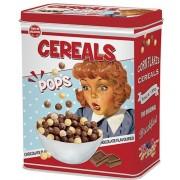 Caja para cereales pops vintage| Comprar cajas de metal