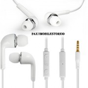 HEADFREE FOR MOBILE PHONE WHITE COLOR 3.5 MM JACK CODE-275