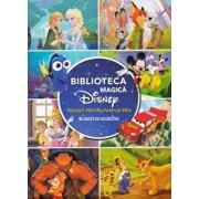 Pachet biblioteca magica Disney (8 carti de colectie)/Disney
