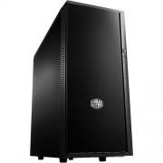 Carcasa Silencio 452, MidiTower, Fara sursa, Negru