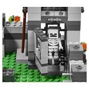 Exclusive Bundle Set: LEGO Minecraft 21127 The Fortress Building Kit (984 Piece)