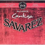 Savarez 510AR Nylon Classical Guitar Strings Normal Tension