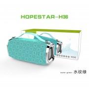 H36 Mini Altavoz Bluetooth portátil al aire libre impermeable pequeño altavoz Hifi graves sonid LAN