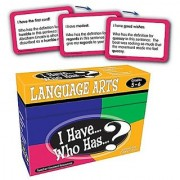 Teacher Created Resources I Have... Who Has...? Language Arts 5-6 (7832)