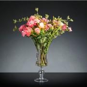Aranjament floral VASE GINEVRA SET ARRANGEMENT