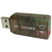 NTR SC02 DSP 5.1 USB hangkártya