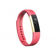 Fitbit Alta Wristband activity tracker OLED Senza fili Oro, Rosa