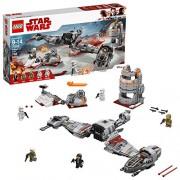 LEGO Star Wars Defense of Crait 75202 Building Kit (746 Piece)