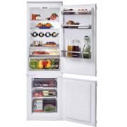 Hoover HBBS 100 UK Static Integrated Fridge Freezer - White