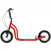Yedoo Scooter Ox Red-Black y-ox-redblack