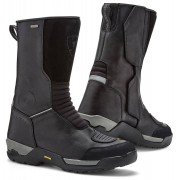 Revit Compass H2O Waterproof Motorcycle Boots Black 46