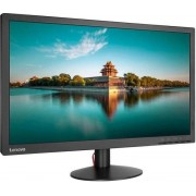 "Monitor IPS LED Lenovo ThinkVision 21.5"" T2224d, Full HD (1920 x 1080), VGA, DisplayPort, 7 ms (Negru)"