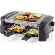 PRINCESS Raclette Multifonction raclette et Pierre à Cuire 4 personnes