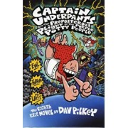 Captain Underpants and the Preposterous Plight of the Purple, Paperback/Dav Pilkey