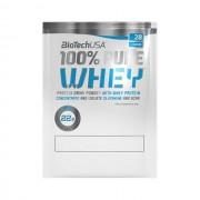 Biotech USA 100% Pure Whey - 28 g (min. rendelési mennyiség 10 db)