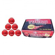 Turbo Heavy Wait Tennis Cricket Ball Pack of 6