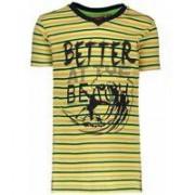 Tygo & Vito! Jongens Shirt Korte Mouw - Maat 116 - Diverse Kleuren - Katoen