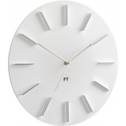 Future Time Round White FT2010WH