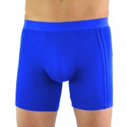 Buddha Boxers Sustainable Comfortable Minimal Boxer Brief Underwear Blue