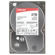 "Toshiba Dysk HDD Toshiba HDWD120UZSVA P300 2 TB 3.5"" SATA III 7200 obr/min 64 MB"