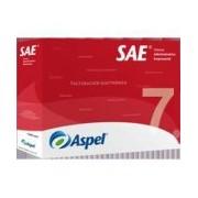 ASPEL SAE 7.0 (ACTUALIZACION DE PAQUETE BASE, 1 USUARIO - 99 EMPRESAS) (FISICO)