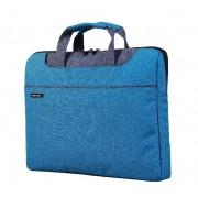 "Carry Case, Kingsons 13.3"", Concord Series, Blue (KS3093W-BBL)"