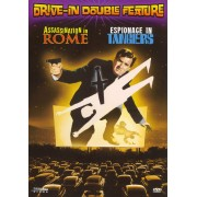 Drive-In Double Feature: Assassination in Rome/Espionage in Tangiers [DVD]