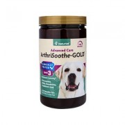 NaturVet ArthriSoothe-GOLD Hip & Joint Stage 3 Advanced Formula Dog & Cat Tablets, 120 count