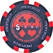 Kerámia póker zseton 5 pro-poker