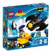 Lego Aventura En El Batiplano Lego 10823