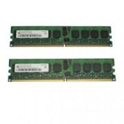 1GB(2x512MB) DDR2, 667 MHz, HP, 408850-B21