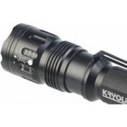 KryoLights Lampe torche à LED ''TRC-140.akku''