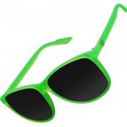 MasterDis Chirwa Sonnenbrille neon grün