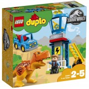 Lego DUPLO Jurassic World: Torre del T. rex (10880)