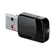Adaptor Wireless D-LINK DWA-171, AC600, USB