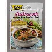Piros Curry, Vidéki Thai Fűszerpaszta, Lobo