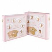 Album foto Newborn Girl personalizabil cutie 10x15 200 poze roz