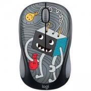 Мишка Logitech Doodle Collection - M238 Wireless Mouse - LIGHTBULB, 910-005049
