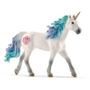 Figurina Schleich, Unicornul de mare, Multicolor