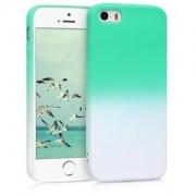 kwmobile Pouzdro pro Apple iPhone SE - světle zelená