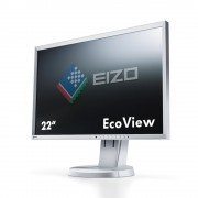 EIZO Monitor LCD 22' EV2216W-GY, Wide (16:10), TN, LED backlight, FlexStand 3, grey