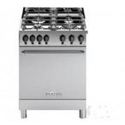 *** invio prodotto in 3/5 gg lavoraivi *** Bompani cucina libera installazione BC613GA/N , forno a gas ventilato, cm 60x60