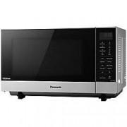 Panasonic Microwave Oven Flatbed Design NN-SF464MBPQ 27L Silver