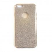 Оригинален кейс на REMAX - усилен силикнов (TPU) гръб - кейс с пясъчен мотив за iPhone 6 / 6S (ЗЛАТИСТ)