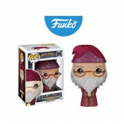 Albus dumbledore Funko pop harry potter mago hechicero INCLUYE BOLSA POP PARA REGALO
