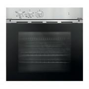 Glem GFM52IX-S3 forno Forno elettrico 60 L Nero, Acciaio inossidabile A