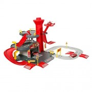 COLORTREE Fire Station Pretend Toy for Boys