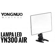 Lampa diodowa LED 3200-5500K, model YN300 AIR