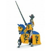 Schleich Lion Coat of Arms Tournament Knight